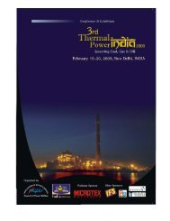 3rd Thermal Power India 2009 - India Core