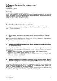 College 2011-01-17.pdf - Stad Sint-Niklaas