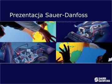 Prezentacja firmy (PDF 5 MB) - Sauer-Danfoss