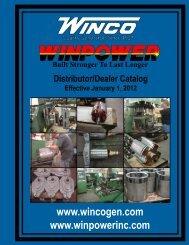 Catalog - Winco Generators