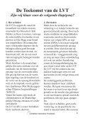 VAN HEDEN NAAR TOEKOMST - Landelijke Vereniging Thuislozen - Page 7