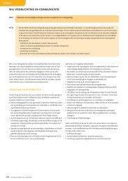 w10 voorlichting en communicatie - Politiekeurmerk Veilig Wonen