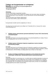 College 2012-01-16.pdf - Stad Sint-Niklaas