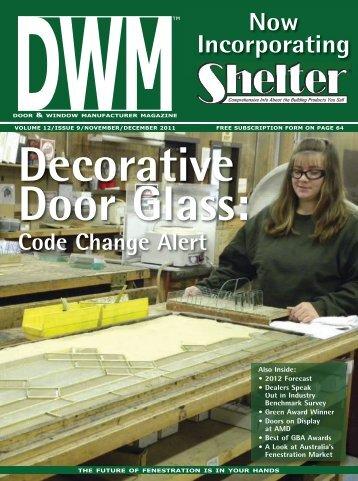 Nov/Dec 2011 - DWMmag.com