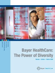 Bayer HealthCare: The Power of Diversity