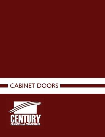 CABINET DOORS - Century Cabinets & Countertops