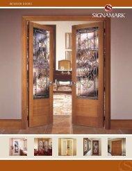 INTERIOR DOORS - Signamark
