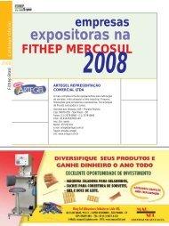 Artegel Representação Comercial Ltda - Publitec