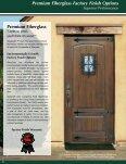 Impact Entry Doors Premium Fiberglass - GlassCraft Door - Page 6