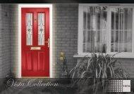 The Welcome Composite Door - Vista Panels