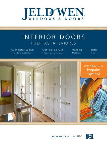 interior doors - JELD-WEN Home Depot Products