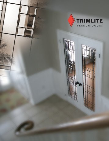 FRENCH DOORS - Trimlite
