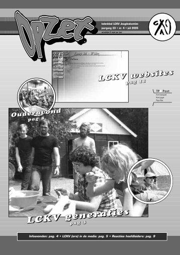 juli 2005 - LCKV Jeugdvakanties