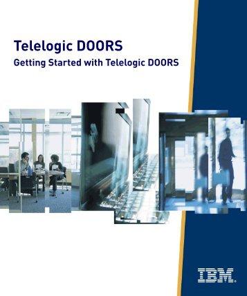 Getting Started with Telelogic DOORS - IBM  sc 1 st  Yumpu & Telelogic DOORS API Manual - IBM