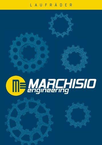 Das Sortiment der Marchisio Ritzel zeichnet sich wie folgt aus