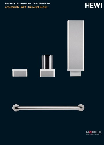 Bathroom Accessories | Door Hardware Accessibility | ADA ... - Häfele