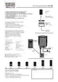 TLT 06 TLT 06 - balcom-electronic GmbH - Seite 2