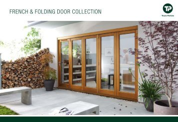 FRENCH & FOLDING DOOR COLLECTION - Travis Perkins