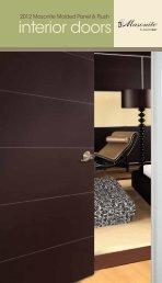 Interior Doors Catalog - Masonite