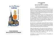 parochiekerk sint-jan baptist schriek - Open kerken
