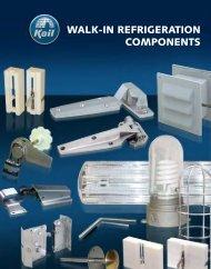 walk-in refrigeration components - Keil | Refrigeration Hardware