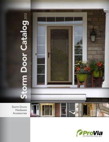 Storm Door Catalog - ProVia