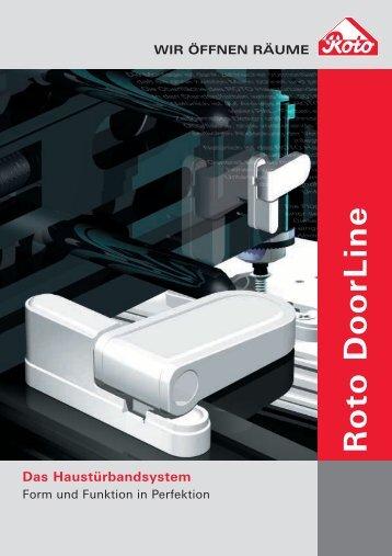 Roto DoorLine