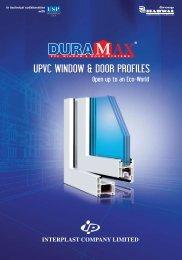 upvc window & door profiles upvc window & door profiles