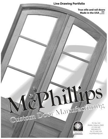 Door Line Art Brochure-PT1.qxd - Southern Windows & Doors, Inc.