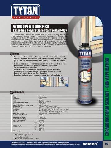 Tytan Window Door Pro - Lapolla