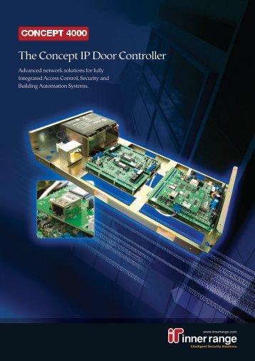 IP Four Door Controller - Inner Range