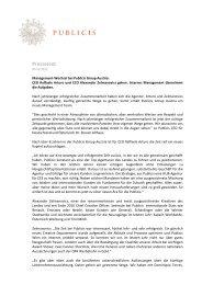 Pressetext - Publicis Group Austria