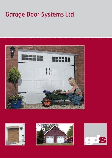Download Brochure Size: 3.69MB - Lakes Garage Doors