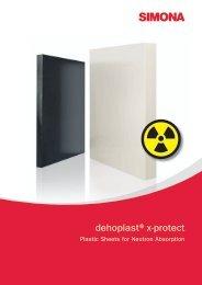 dehoplast®x-protect - Simona AG