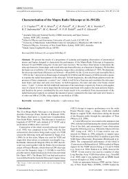 Urquhart et al. 2010. - Australia Telescope Compact Array - Australia ...