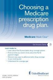 Medicare Part D Enhanced Prescription Drug Plan (PDP