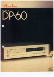 DP-60 - Accuphase