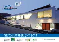 GESCHÄFTSBERICHT 2011 - Salzburg Wohnbau