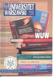 Studium Języków Obcych - Uniwersytet Warszawski