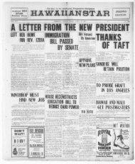 A LETTER FROM THE NEW PRESIDENT - eVols