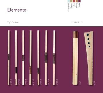 Passende Design-Elemente (PDF-Datei, ca. 350kB)