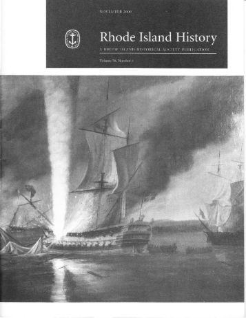 Untitled - Rhode Island Historical Society