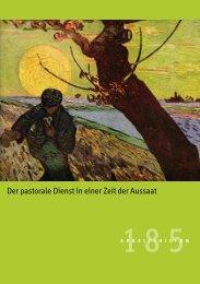 Der pastorale Dienst in einer Zeit der Aussaat - Deutsche ...