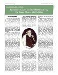 Basharaat-E-Ahmadiyya Newsletter December 2012 - The Lahore ... - Page 6