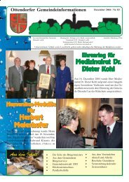 Dezember 2004 / Nr. 83 - Ottendorf an der Rittschein