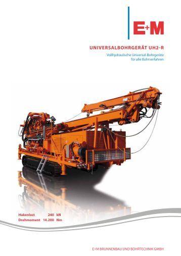 UNiVeRSALBOHRGeRäT UH2-R - em-bohr.de