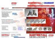 Broschüre als PDF 6.0mb - Hartmetall-Gesellschaft Bingmann ...