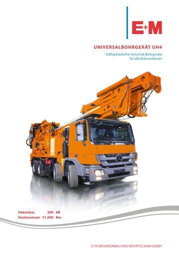 UNiVerSALBOHrGeräT UH4 - em-bohr.de