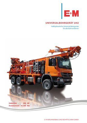 UNiVerSALBOHrGeräT UH2 - em-bohr.de