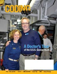 A Doctor's Tour A Doctor's Tour - AAPC